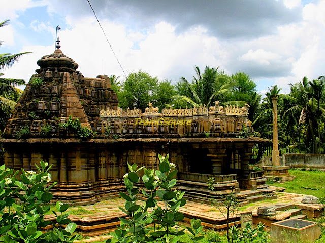 Sri Moole Shankara Temple, Turvekere