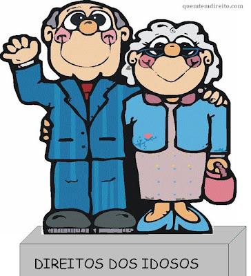 Resultado de imagem para direitos idosos