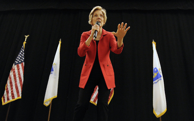Poll: Half of voters say views on Warren unchanged by DNA test