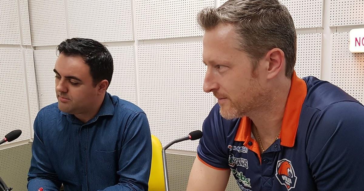 Espaço do Vôlei integra programa Vida Esportiva da Rádio Bandeirantes