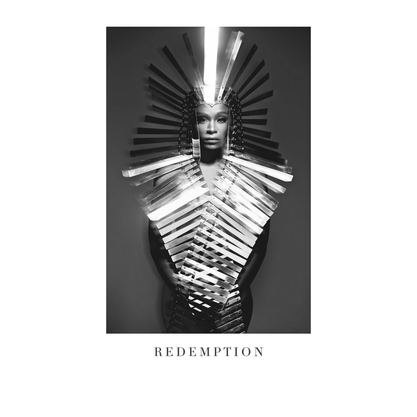 Dawn Richard - Redemption Cover