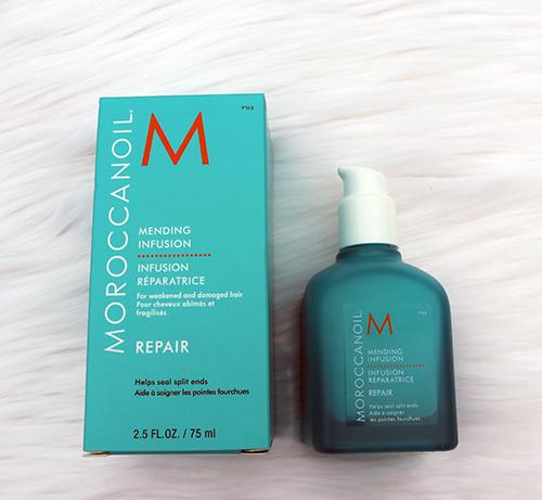 Moroccanoil Mending Infusion Repair ~ #Review