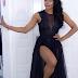 Designer Yvonne Nwosu slays in black for Elite Model 2016 event