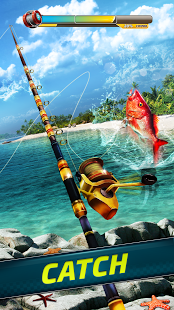 Extreme Sport Fishing: 3D Game Mod Apk