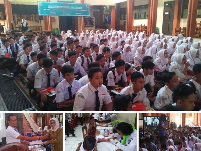 MPLS Konsep Pendidikan Karakter, SMPN 15 Bandung Kerja Sama dengan Berbagai Pihak