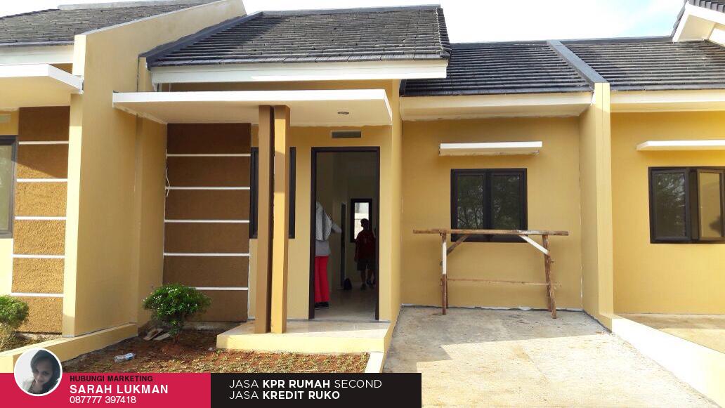 Rumah Asri Residence Pamulang Tangsel
