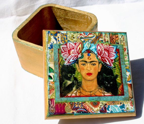 frida kahlo gifts art projects art ideas