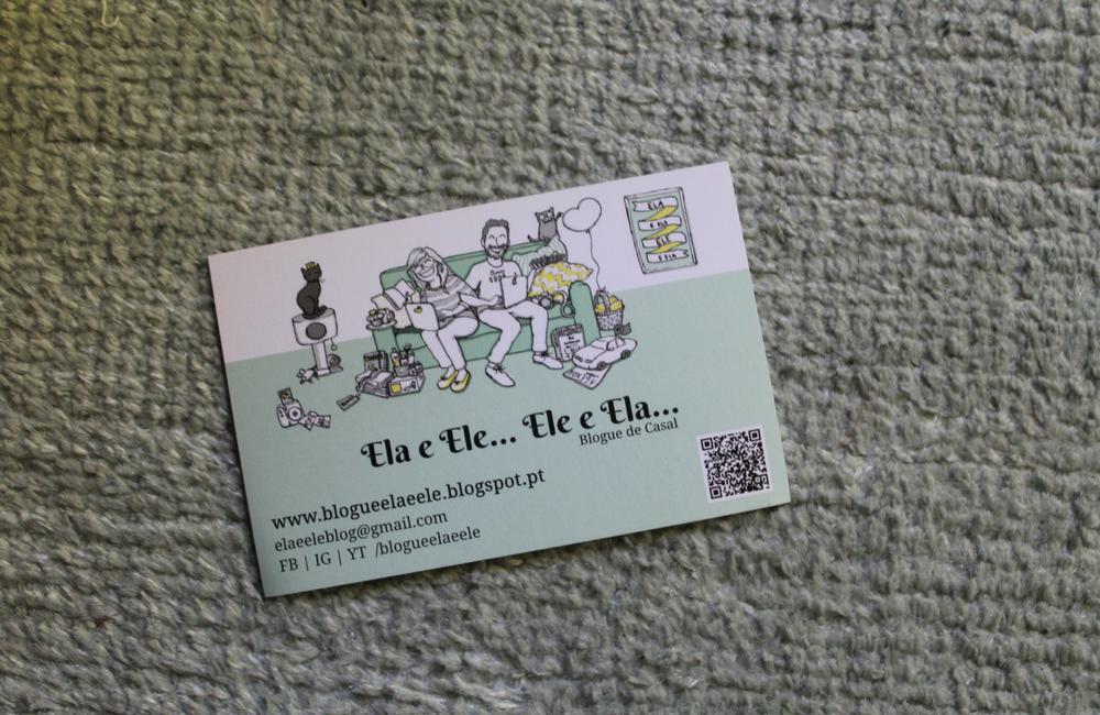 cartões de visita originais, blogue de casal, lifestyle, blogue, ela e ele,