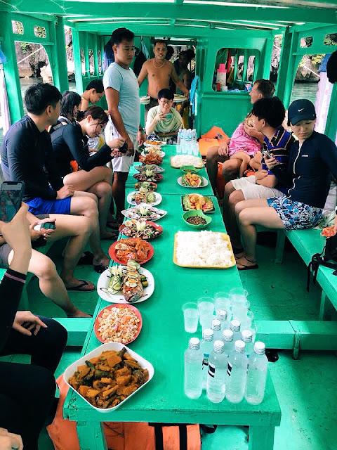 Coron Palawan Food