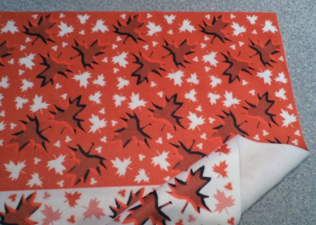 Canadiana Neck Warmer by eSheep Designs