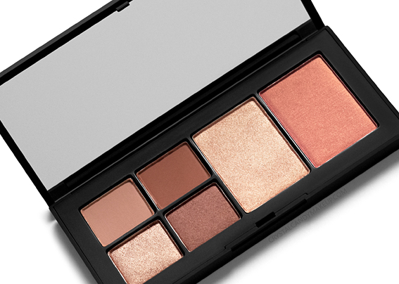 NARS Wild Thing Face Palette Review