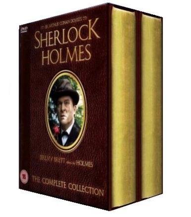Click's Clan: Jeremy Brett Sherlock Holmes Boxset