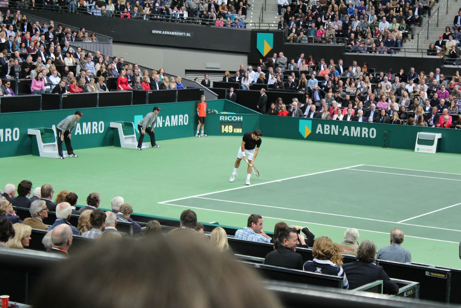 Abn Amro Tennis