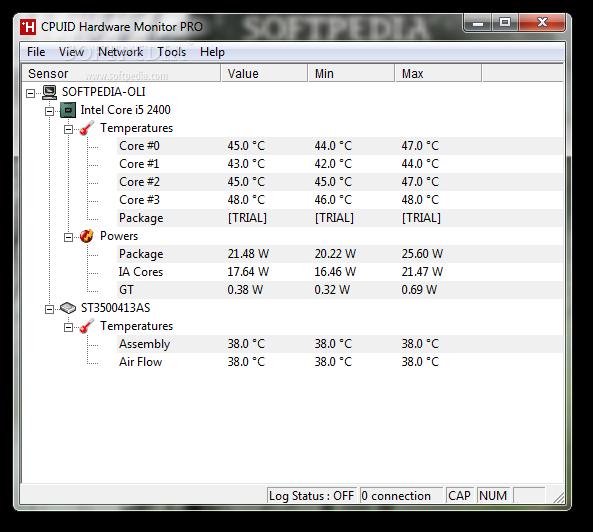 HWMonitor Pro 1 27 Crack with Key - FilezCloud