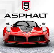 تحميل لعبة   Asphalt 9 Legends v1.5.4a للاندرويد اخر اصدار