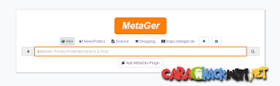 MetaGer_ Privacy Protected Search & Find