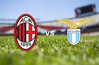 مشاهدة مباراة ميلان ولاتسيو اليوم بث مباشر فى كأس ايطاليا