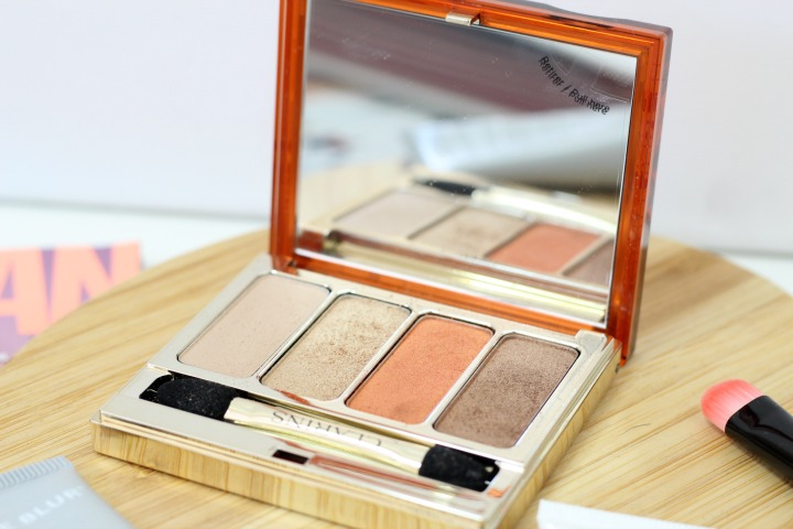 Clarins Sunkissed Summer Eye shadow palette