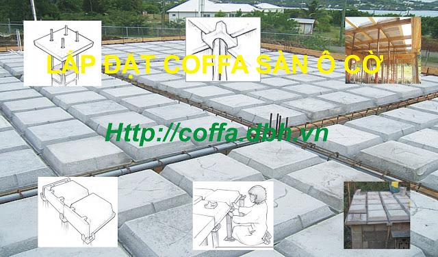 Lắp dựng Coffa sàn