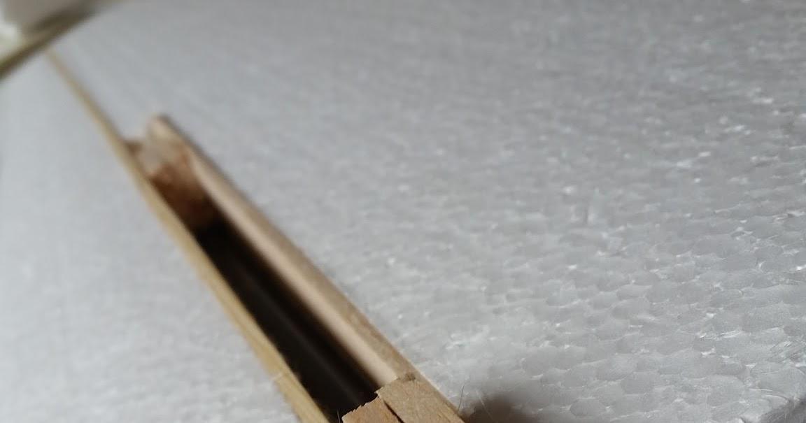 vom planen bis zum modellflugzeug tragfl chen fr sen. Black Bedroom Furniture Sets. Home Design Ideas