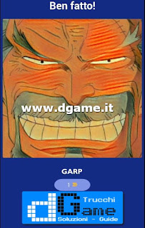 Soluzioni Guess The One Piece Character livello 21