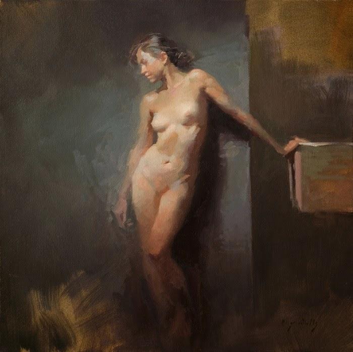 Реалистичная живопись. Charles Young Walls