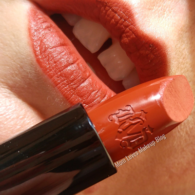 Kat Von D Studded Kiss Crème Lipstick Lip Swatch
