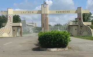 Education: LAUTECH students block varsity gates, demand reinstatement of expelled counterparts