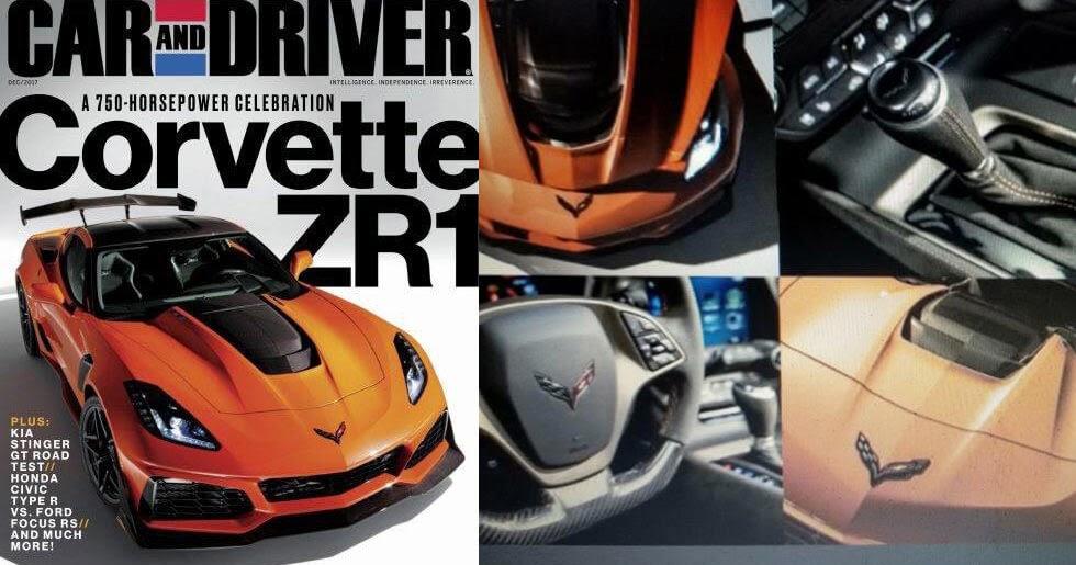 Corvette Zr on Zr1 Corvette With Lt5 Engine