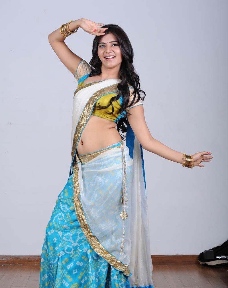 Samantha navel photos, Telugu actress Samantha hot pics