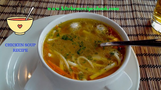 Chicken Soup Recipe | Making Homemade Indian Chicken Soup Recipe |