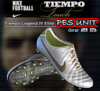 Nike Tiempo Legend Turf Shoes