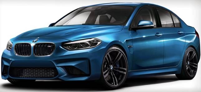 2019 BMW 1M Sedan