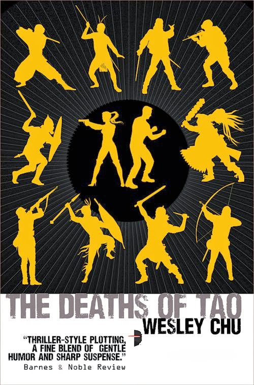 Cover Revealed: The Rebirths of Tao by Wesley Chu