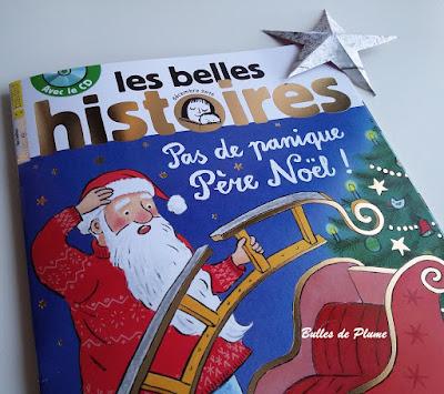 Les belles histoires - Pas de panique Père Noël (Bayard)