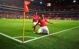 Benfica Futebol Seferovic