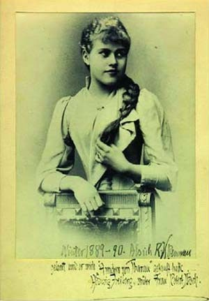 Hedwig Freiberg