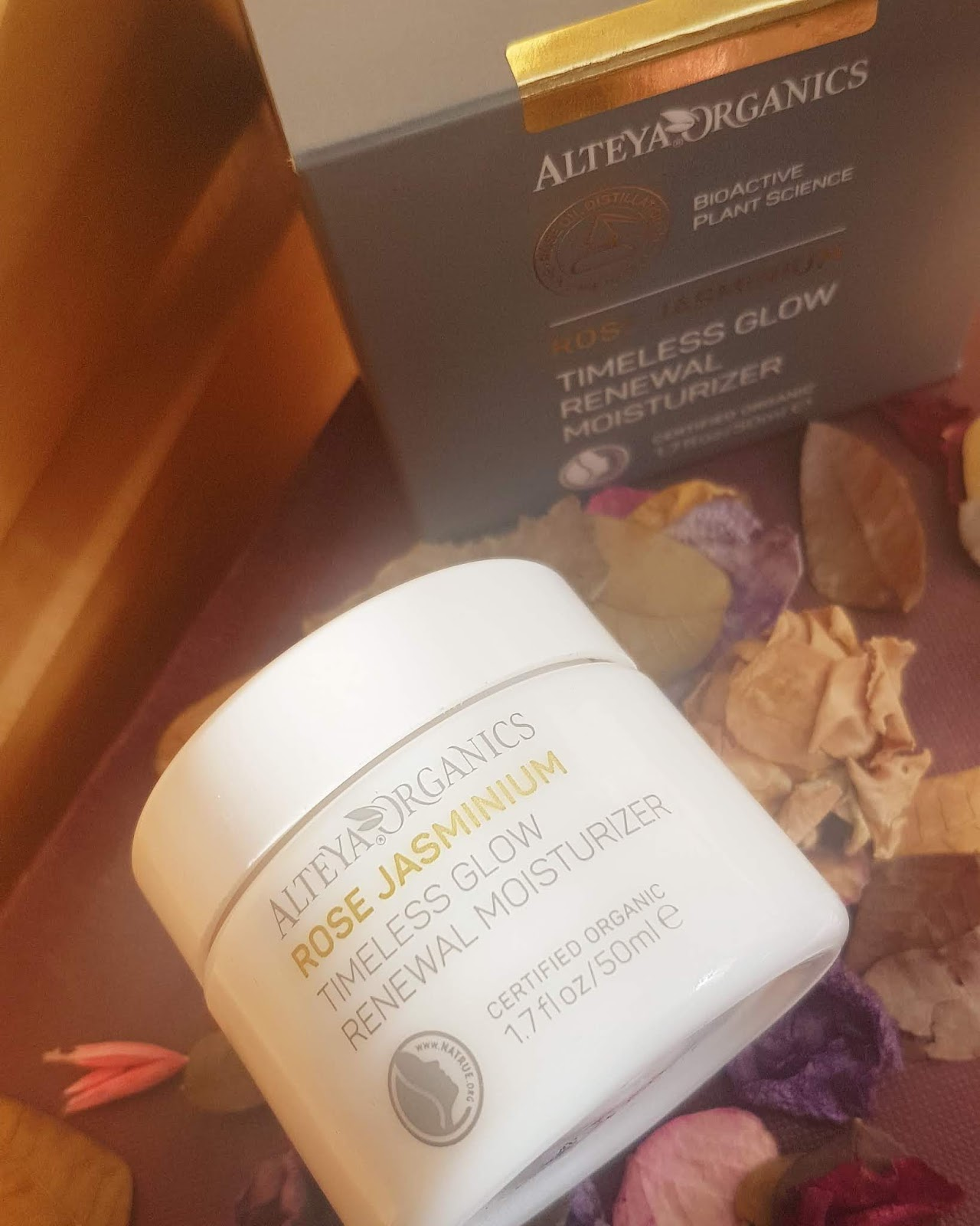 Alteya Organics Timeless Glow Moisturizer