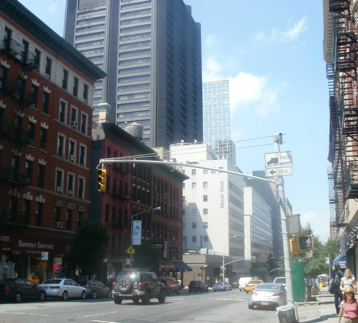 Midtown Blogger/Manhattan Valley Follies: Mount Sinai