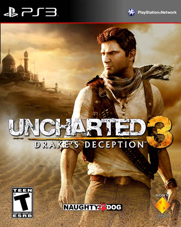 Uncharted 3 Download Cover Free Game