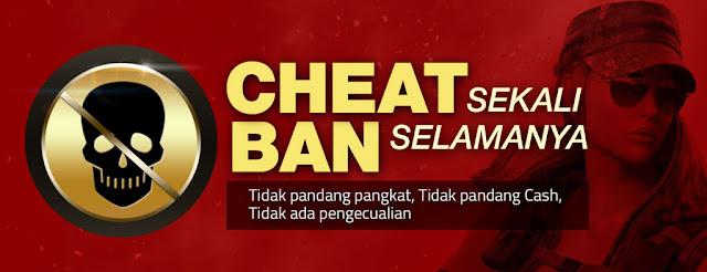 Cheat Sekali Ban Selamanya Point Blank Indonesia