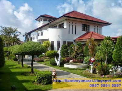 Tukang Taman Surabaya Taman Mewah
