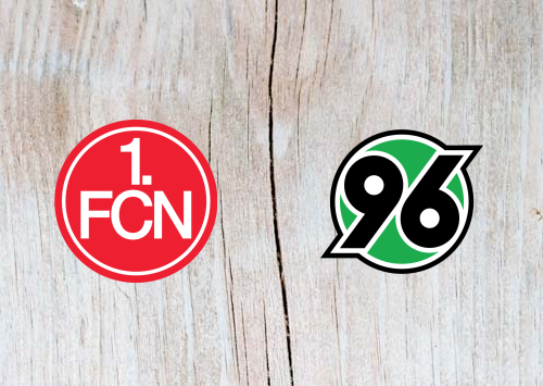 Nürnberg vs Hannover 96 - Highlights 22 September 2018