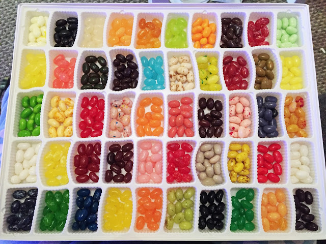 Jelly Belly 50 Box of Flavours