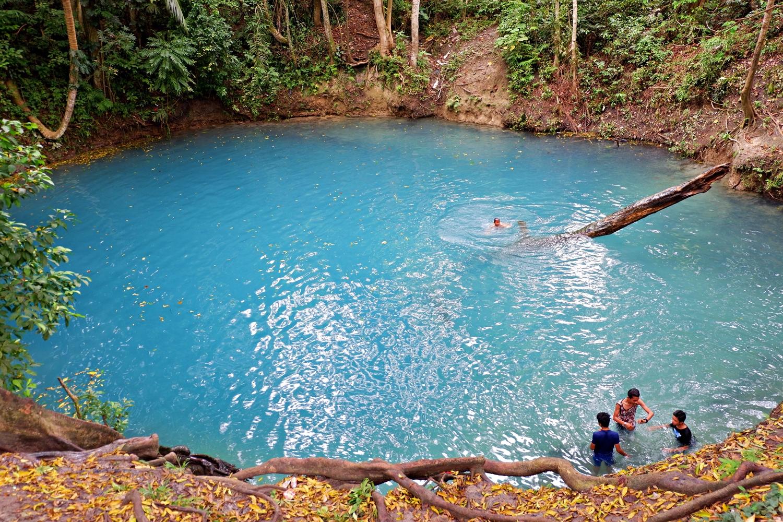 Blue Lagoon in Brgy. Margues, Datu Odin Sinsuat
