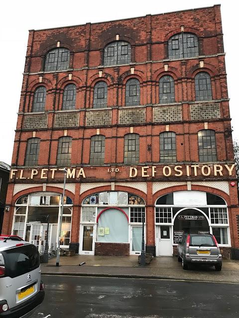 F.L.Pettman Ltd., Depository, Margate, Kent
