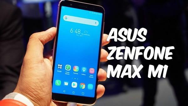 مراجعة هاتف (ASUS Zenfone Max (M1  هاتف ببطارية خارقة