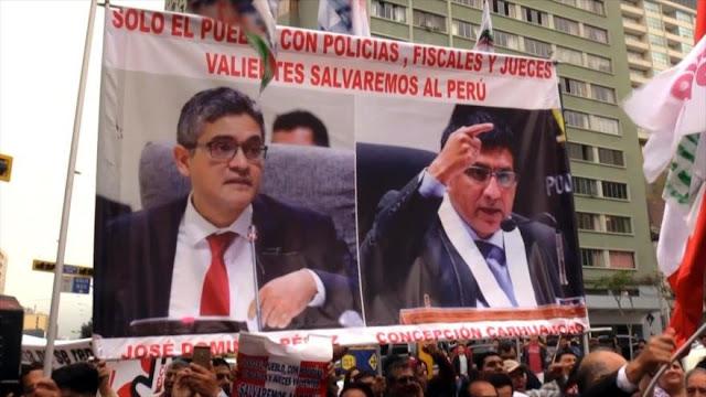 En Perú jueza que liberó a Fujimori implicada en red criminal