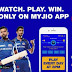 """Get 8GB Free Data With """"Reliance Jio's Cricket Teaser Pack"""""""