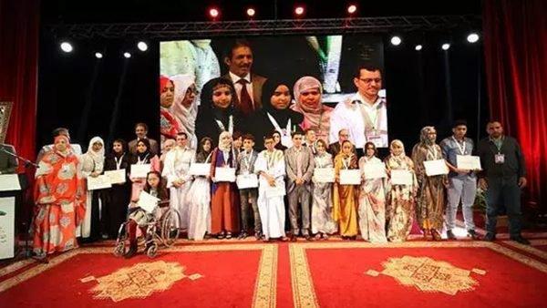 """تتويج الفائزين في الدورة الرابعة للمسابقة الوطنية """"تحدي القراءة العربي"""""""